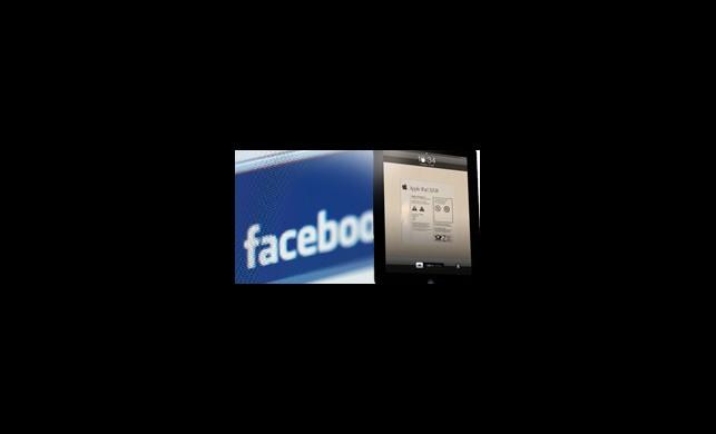 iPad Facebook Uygulaması Yayınlandı