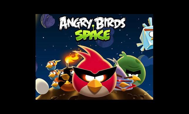 Angry Birds Efsanesi Uzaya Taştı