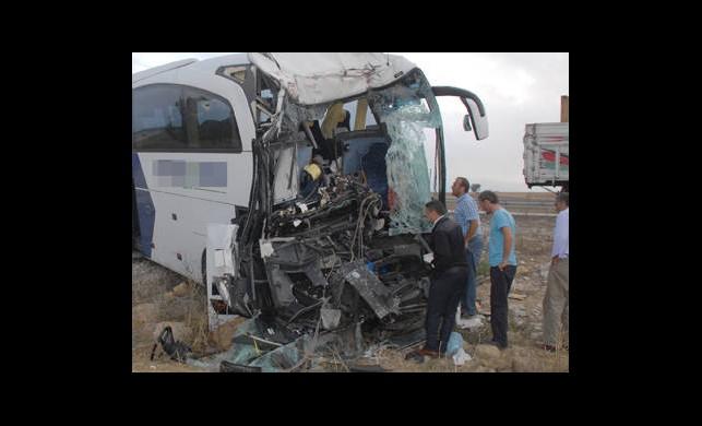 Hatay'da Ağır Trafik Kazası
