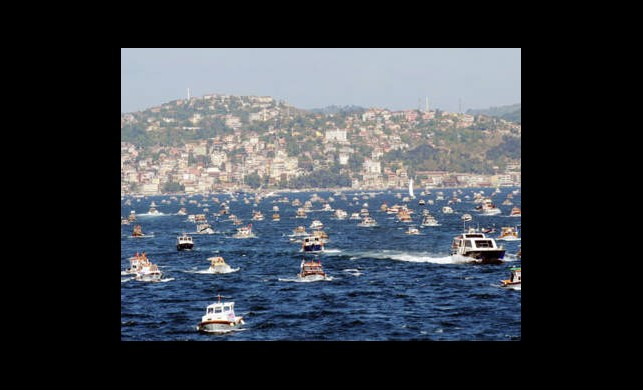 İstanbul'a Gürültü Faturası