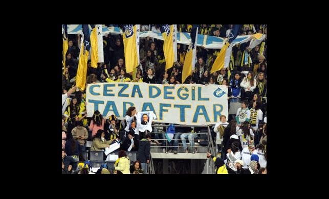 PFDK'dan Fenerbahçe'ye 2 Maç Ceza