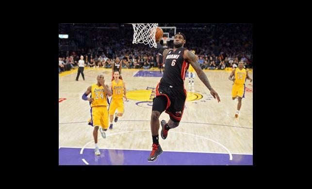 Dev Maç Miami Heat'in
