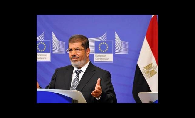 Mursi'den Avrupa Çıkarması