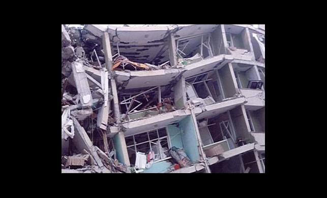 Endonezya'da 6, 6 Şiddetinde Deprem