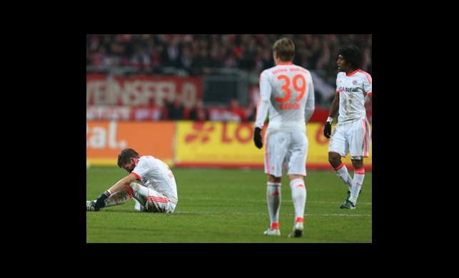 Bayern Münih İlk Kez Puan Kaybetti