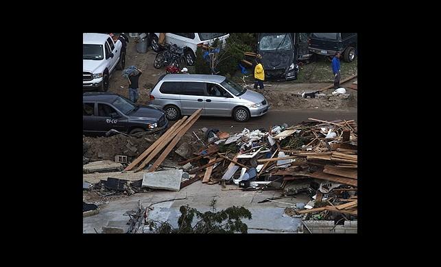 Sandy İçin 9, 7 Milyar Dolarlık Onay