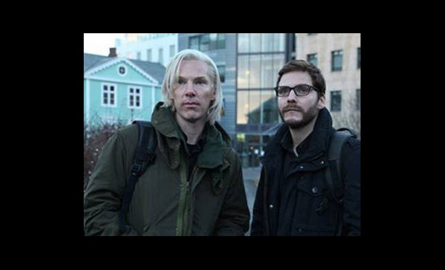 Julian Assange'dan İlk Kare!