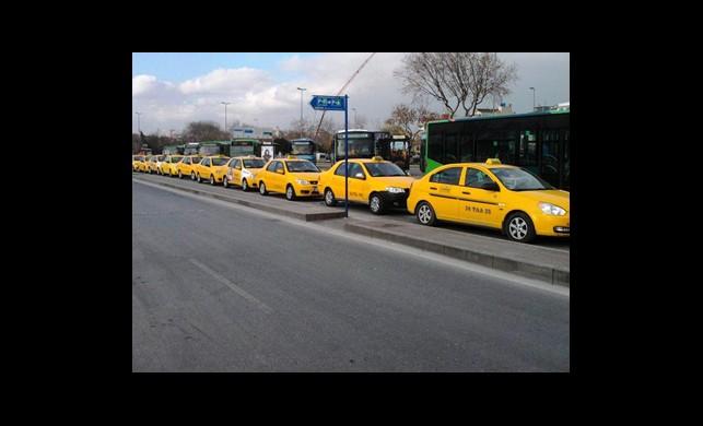 Validen Taksicilere Kısa Mesafe Uyarısı