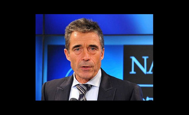 Rasmussen'den İran'a 'Patriot' Tepkisi