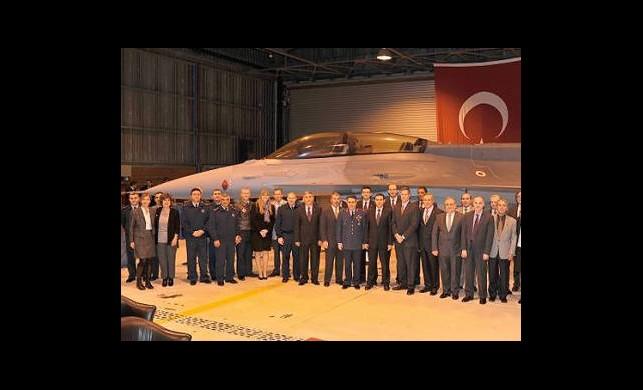 Son F-16 da TSK'nın Emrinde