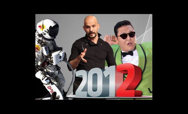 2012'nin En Çok İzlenen Videolarını Sizler İçin Seçtik