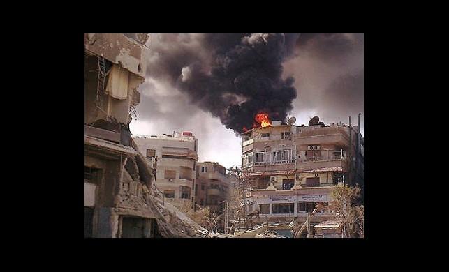 Şam'da Hayat Her Geçen Gün Zorlaşıyor