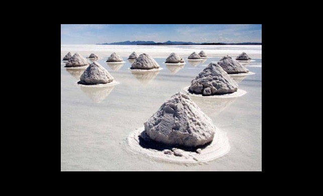 Tuz Gölünde Doğalgaz Deposu