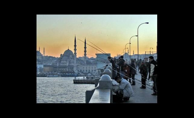 İstanbul'un Deprem Haritası