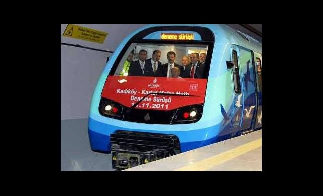 Kadıköy - Kartal Metro Hattı Gün Sayıyor