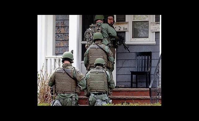 Boston Saldırısından Sonra Garip Şeyler Oluyor