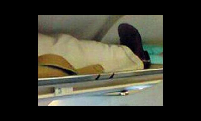 THY'de 'Protez Bacak' Skandalı