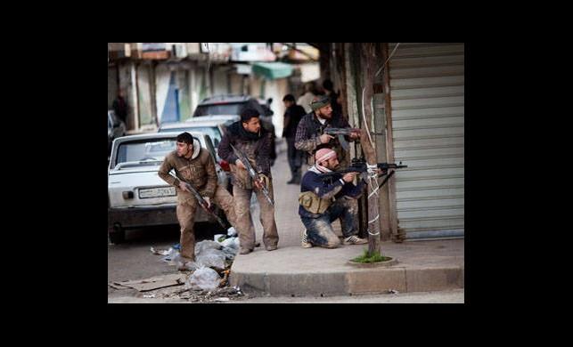 Suriye'de Korkunç İddia
