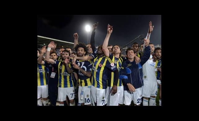 Fenerbahçe'nin Başkent Uğuru