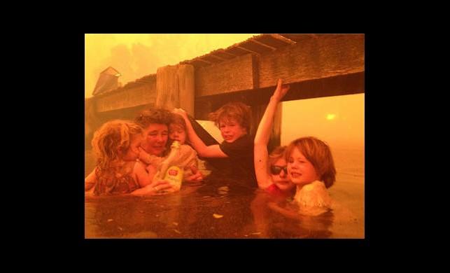 Ateş Ve Su Ortasında Yaşam Mücadelesi