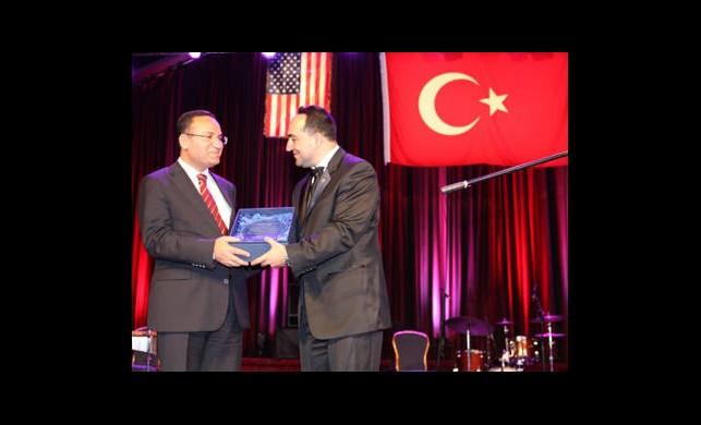 ABD'de Türk Günü Balosu