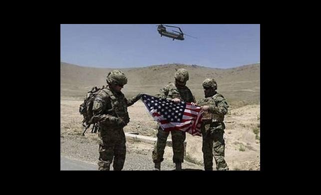 ABD Taliban'la Masaya Oturuyor