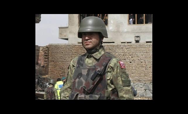 Türkiye'den Afganistan'a Destek