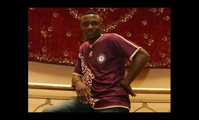 Osmanlıspor'a Nijeryalı golcü
