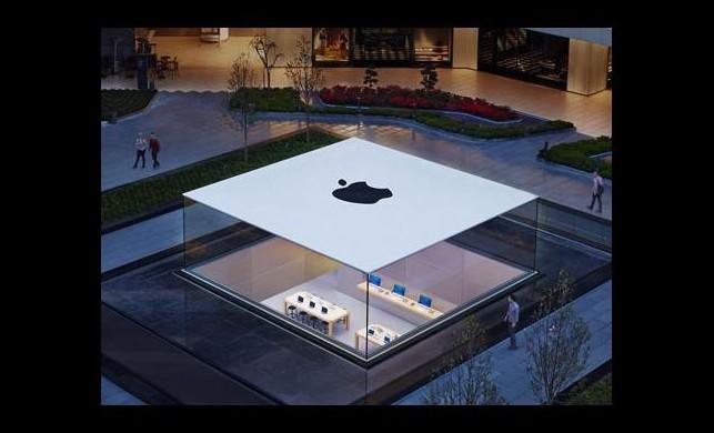 Apple'ın İstanbul mağazasındaki sır!