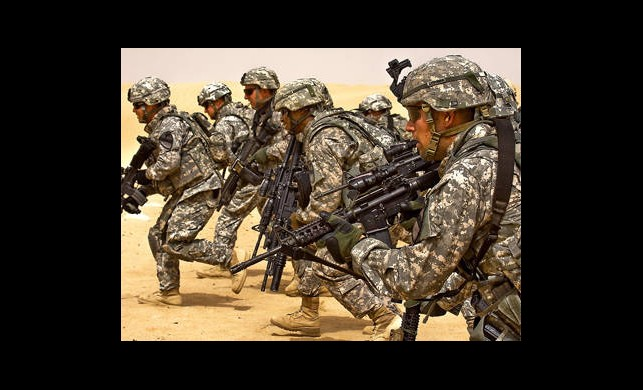 ABD 35 Ülkeye Asker Gönderiyor