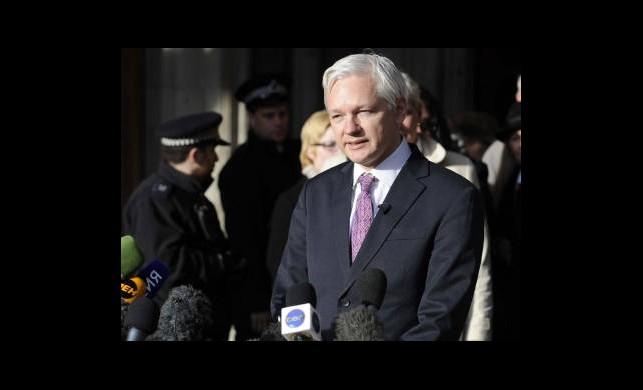 Assange'ın Yeni İddiası