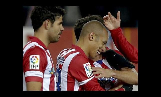 Atletico Madrid engel tanımıyor