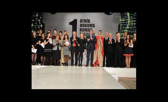 ATHİB Ödül Töreni Renkli Görüntülere Sahne Oldu
