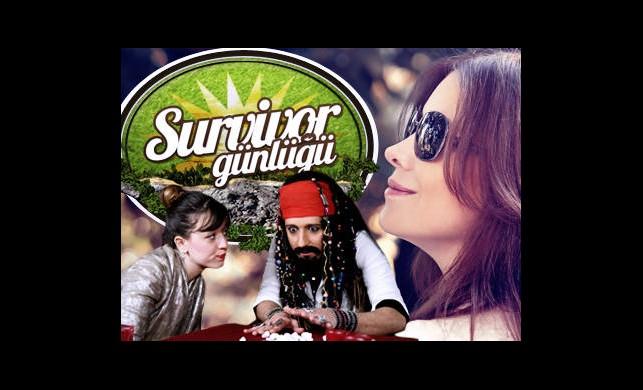 Survivor Günlüğü Acunn.com'da!