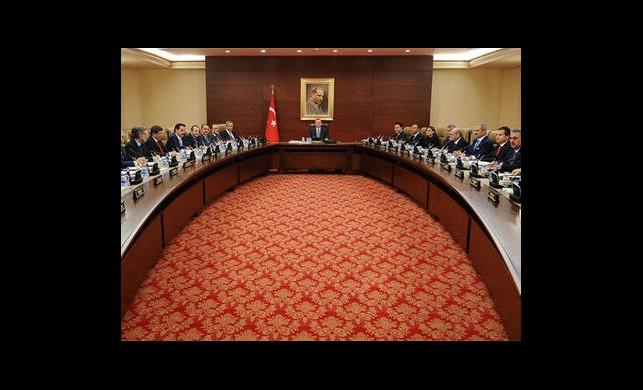 Yılın Son Bakanlar Kurulu Toplantısı