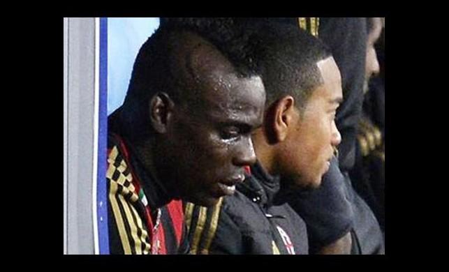 Balotelli neden ağladı?