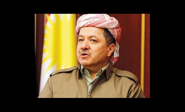Barzani Bugün Türkiye'ye Geliyor