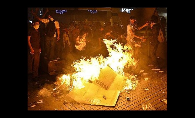 Gezi Parkı iddianamesi iade edildi