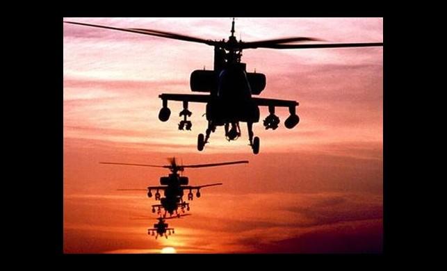 ABD'den Irak'a helikopter satışı