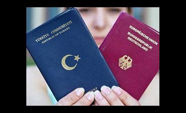 Çifte vatandaşlıkta anlaşma