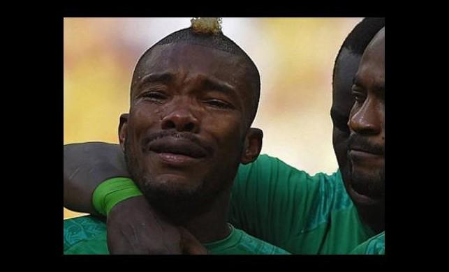Futbolcuların ağlaması endişelendiriyor