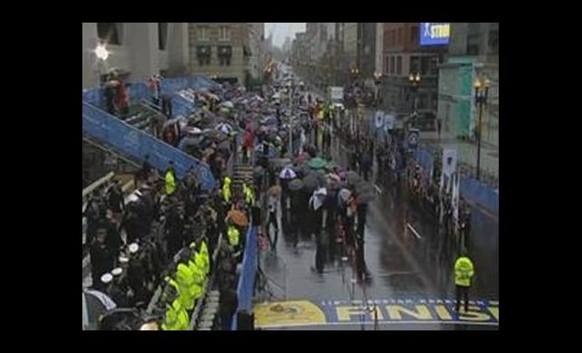 Boston Maratonu'na saldırısı ilk yılında anıldı