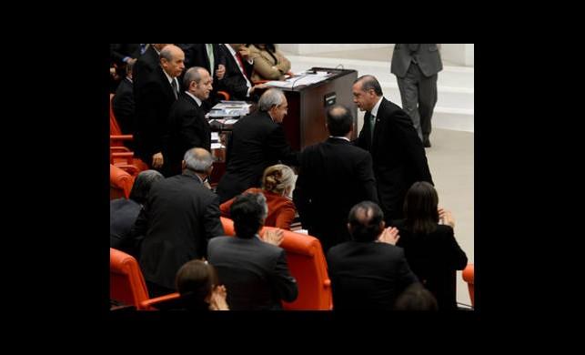 Erdoğan'dan Muhalefete Bütçe Jesti