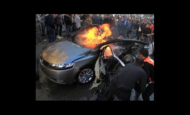 İsrail'e Tepki, Arap Birliği'ne Çağrı