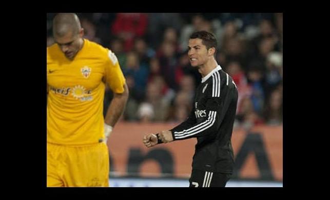 Ronaldo coşuyor, Real Madrid kazanıyor