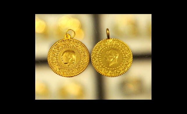 İşte Çeyrek Altının Fiyatı - 27.08.2012