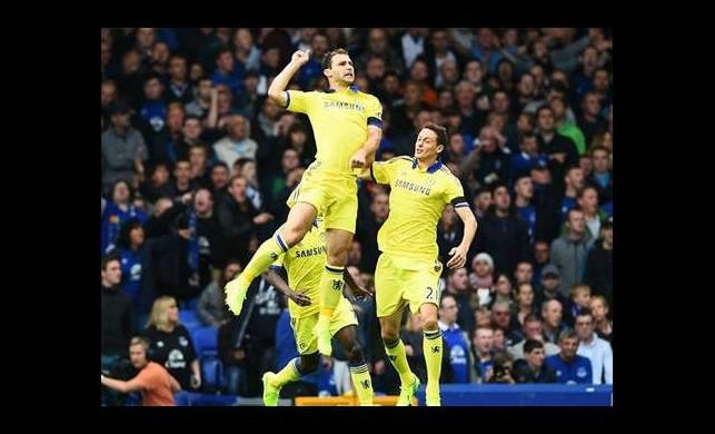 Gol düellosunun galibi Chelsea: 3-6