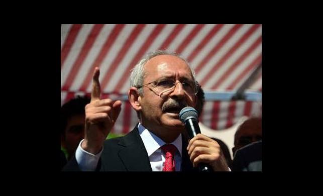 CHP Taksim'e Yürüyecek