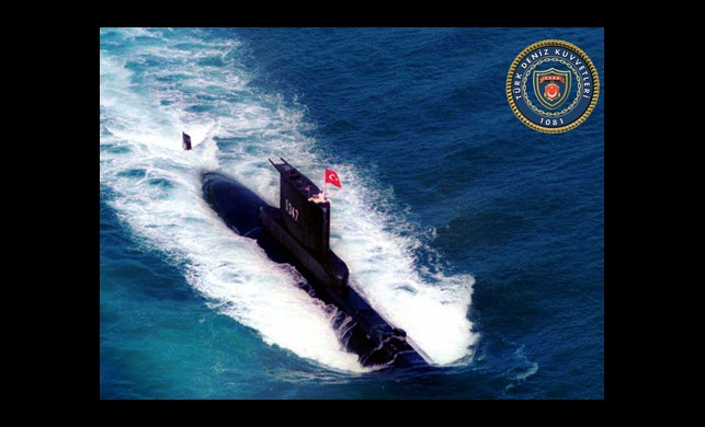 Deniz'deki Organize İstifalara Jet atama