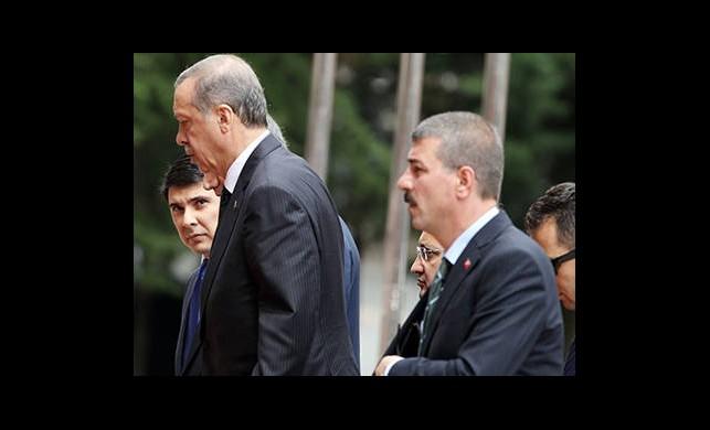Ankara'da Suriye Toplantısı